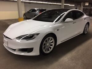 2016 Tesla Model S 75D Toit Ouvrant Panoramique