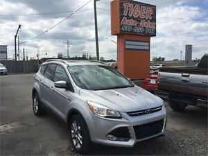 2014 Ford Escape Titanium 4WD**CAM**NAVI**PANO ROOF**ONLY 46KMS