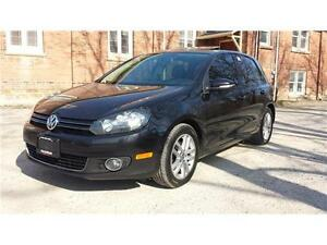 2011 Volkswagen Golf TDI Highline**3 YEAR WARRANTY**