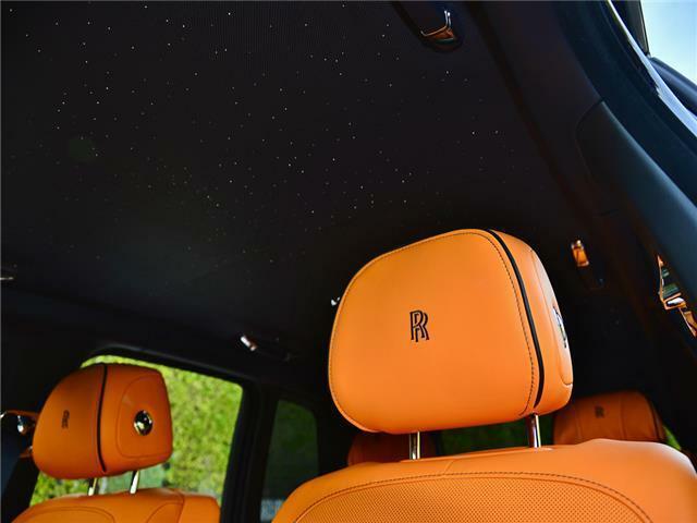 Image 23 Coche Americano usado Rolls-Royce Cullinan 2020