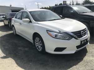 2018 Nissan Altima 2.5 S Warranty* $130 Bi-Weekly OAC