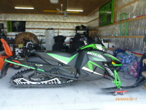 Arctic Cat XF 800 LXR 2013 141""