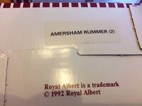 Royal Albert, Rummer Collection Lead Crystal Tumblers