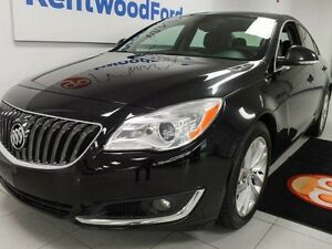 2016 Buick Regal NOT YOUR GRANDPA'S CAR......