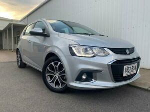 2017 Holden Barina TM MY17 LS Silver 6 Speed Automatic Hatchback Port Adelaide Port Adelaide Area Preview