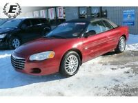2005 Chrysler Sebring Conv  GREAT SHAPE LIKE NEW