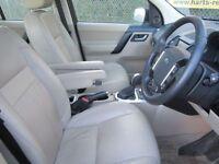 Land Rover Freelander 2.2 HSE TD4 Turbo Diesel 4x4 Auto (baltic blue) 2012