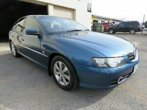 2003 Holden Calais VY Blue 4 Speed Automatic Sedan Werribee Wyndham Area Preview