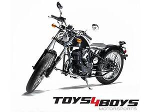 **CLEARANCE** CCW Cleveland Cycle Werks Heist 250cc Motorcycle