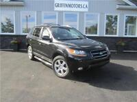 2009 Hyundai Santa Fe  Limited Edition AWD only 99 B/W taxin OAC