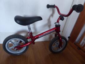 Chicco toddler bike
