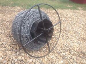 New 3 Point Hitch Hydraulic Wire Roller (REDUCED PRICE) Regina Regina Area image 9