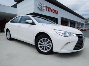 2016 Toyota Camry ASV50R MY15 Altise White 6 Speed Automatic Sedan Greenway Tuggeranong Preview