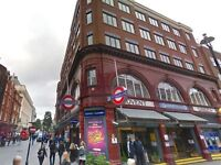 My 1 Bed Flat in Covent Garden WC2 for your 1 Bed Property in Islington, Hackney, Stoke Newington...