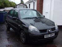 2005 Renault Clio 1.2L FULL MOT