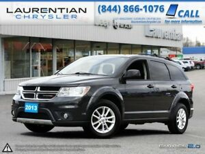 2013 Dodge Journey SXT-DVD PLAYER, BLUETOOTH, BACKUP CAM, HEATED