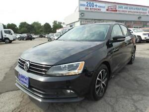2015 Volkswagen Jetta TDI BACK UP CAMERA SUNROOF NO ACCIDENTS