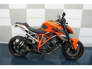 KTM 1290 SUPER DUKE ORANGE 2015