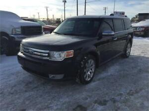 2010 Ford Flex Limited 6SEATER DVD REMOTE LEATHER SENSORS ROOF