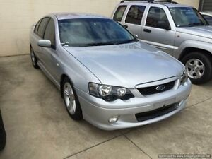 2005 Ford Falcon BA MkII XR6 4 Speed Auto Seq Sportshift Sedan Laidley Lockyer Valley Preview