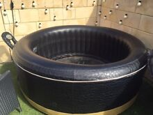 Indoor / Outdoor Portable Spa (fits 6 people) Yokine Stirling Area Preview