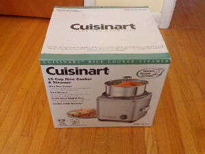 Rice Cooker Cuisinart 15 cup Kingston Kingston Area image 1
