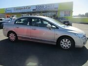 2008 Honda Civic 8th Gen MY08 VTi Gold 5 Speed Automatic Sedan Kedron Brisbane North East Preview