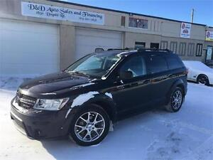 2012 Dodge Journey R/T-AWD-7PASS-SUNROOF-LEATHER-LOADED