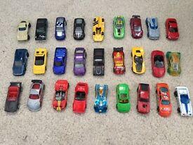 Hot Wheels Diecast cars 10 quantity