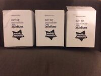 TOMMEE TIPPEE SANGENIC TEC REFILLS X 3 BOXES OF 3