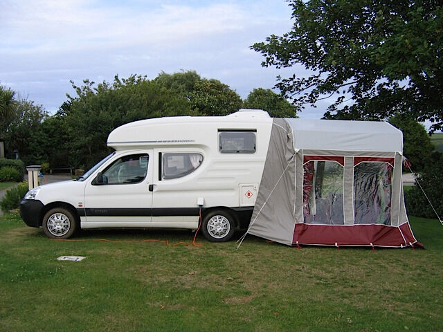 Citroen Romahome Duo Plus Campervan 2004 Plus Awning 55k