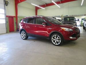 2013 Ford Escape Titanium 4x4 With Navigation