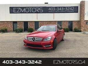 2013 Mercedes-Benz C300--4MATIC--NAV!