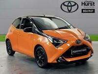 2020 Toyota AYGO 1.0 Vvt-I X-Cite 5 5Dr X-Shift Auto Hatchback Petrol Automatic