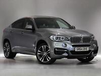 BMW X6 DIESEL ESTATE