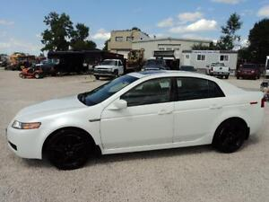 2006 Acura TL with Dynamic Package 6 spd ON SALE