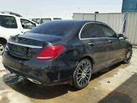 MERCEDES C CLASS W205 BREAKING FOR SPARES !