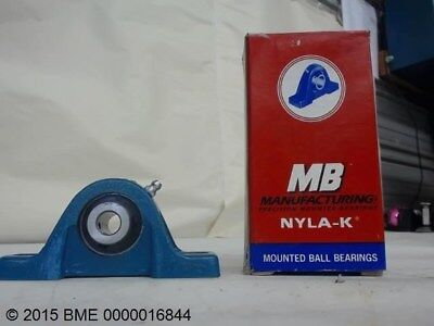 Mb Manufacturing C 25 Bearing Pillow Block 12inch