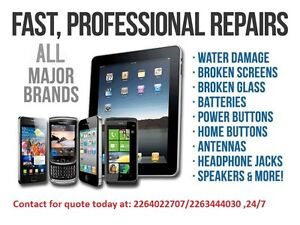 Cell Phone Repair & Unlocking Services (Pick & Drop) Available