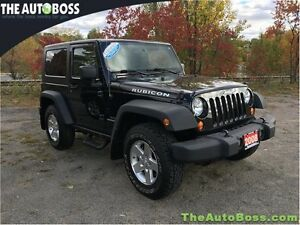 2008 Jeep Wrangler Rubicon CERTIFIED! 4X4! WARRANTY!