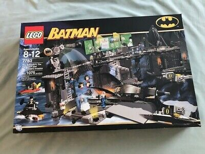 Lego Batman 7783 The Batcave The Penguin and Mr. Freeze's Invasion NEW/SEALED