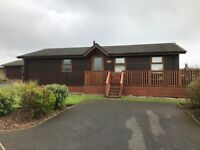 2 Bedroom Holiday lodge for sale on the Whitehill Country Park near Paignton South Devon