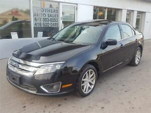 2012 FORD FUSION SEL AWD | LEATHER | ROOF | V6  | MICROSOFT SYNC