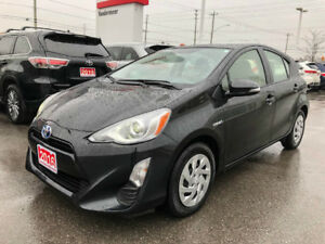 2016 Toyota Prius c UPGRADE PKG+SNOW TIRES!