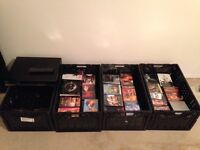 DVD's and HD-DVD's