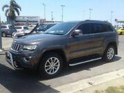 2013 Jeep Grand Cherokee WK MY2014 Laredo Granite Crystal 8 Speed Sports Automatic Wagon Mackay Mackay City Preview