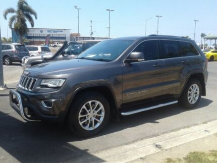 2013 Jeep Grand Cherokee WK MY2014 Laredo Granite Crystal 8 Speed Sports Automatic Wagon