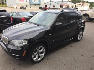 2012 BMW X5 35D, Diesel, Sport Pack, Nav, Heads Up, A1