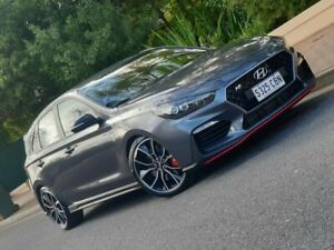 2018 Hyundai i30 PDe MY18 N Performance Grey 6 Speed Manual Hatchback Prospect Prospect Area Preview