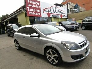 2006 Holden Astra AH MY06 CD 4 Speed Automatic Coupe Leichhardt Leichhardt Area Preview